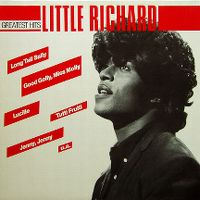 Cover Little Richard - Greatest Hits [1985]